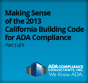 Ada Lavatory Knee Space 2013 california building code changes – part 5: knee and toe